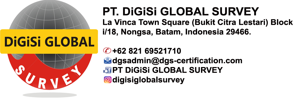 DGS CERTIFICATION – PT DiGiSi GLOBAL SURVEY (abb. DGS) is one of ...